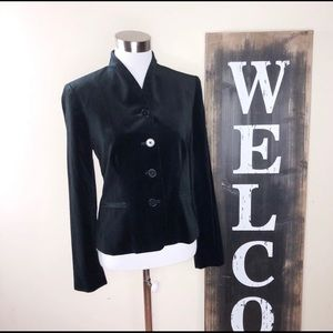 Lauren Ralph Lauren black coat